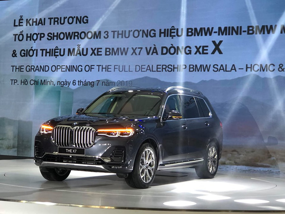 Loạt mẫu xe BMW hoàn toàn mới, được Thaco trình làng tại Việt Nam - Ảnh 1.