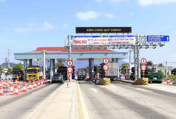 Tạm dừng 4 dự án BOT giao thông nếu không triển khai thu phí tự động - Ảnh 1.