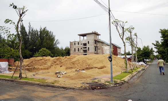 Bất thường từ các quyết định cho vay tại dự án khu biệt thự Thanh Bình - Ảnh 1.