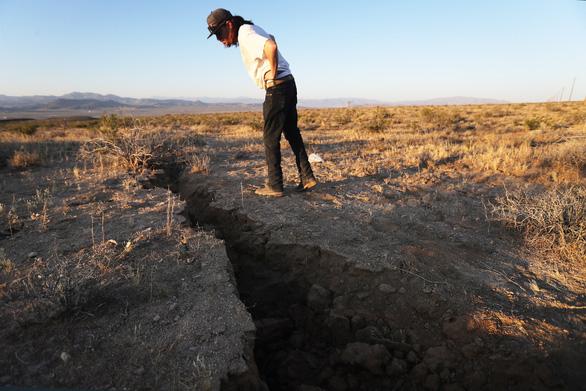 Động đất 6,9 độ Richter rung chuyển California, mạnh nhất 20 năm qua - Ảnh 1.