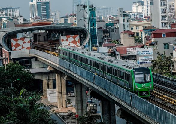 Hà Nội vay lại 2.300 tỉ đồng vốn vay của dự án đường sắt Cát Linh - Hà Đông - Ảnh 1.