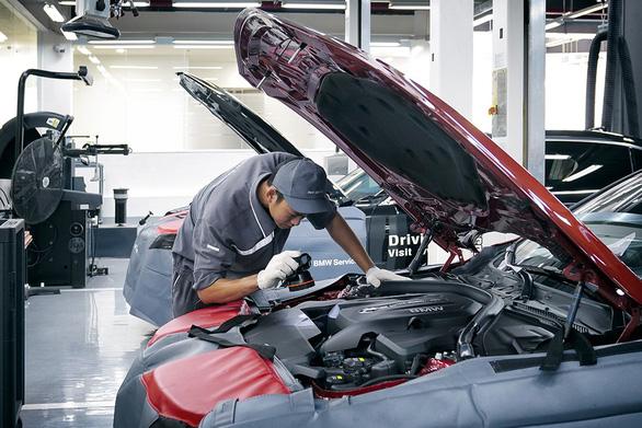 Loạt mẫu xe BMW hoàn toàn mới, được Thaco trình làng tại Việt Nam - Ảnh 4.