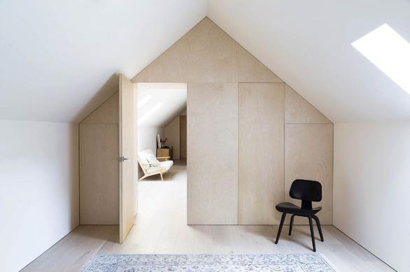 Bỏ phố lên núi, hòa mình vào thiên nhiên trong ngôi nhà tối giản ở Úc - Ảnh 1.
