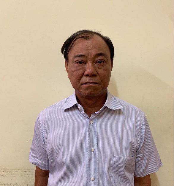 Bắt nguyên Tổng giám đốc SAGRI Lê Tấn Hùng - Ảnh 1.