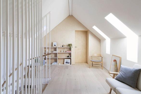 Bỏ phố lên núi, hòa mình vào thiên nhiên trong ngôi nhà tối giản ở Úc - Ảnh 8.