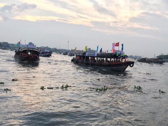 3 ngày 19 hoạt động Ngày hội du lịch văn hóa chợ nổi Cái Răng - Ảnh 2.