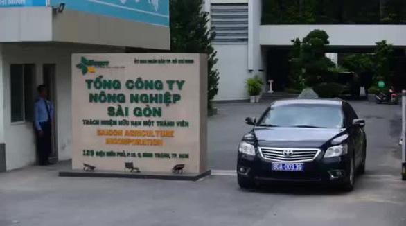 Khám xét nhà và nơi làm việc của ông Lê Tấn Hùng - Ảnh 3.