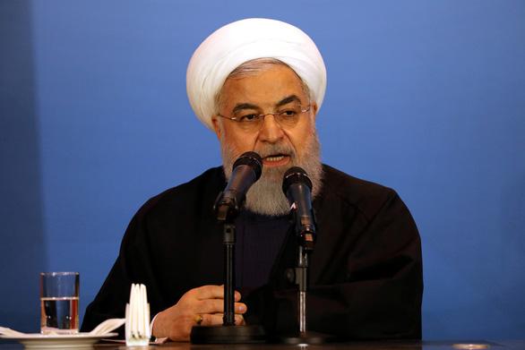 Tổng thống Pháp cảnh báo Iran nếu thỏa thuận hạt nhân 2015 suy yếu - Ảnh 1.