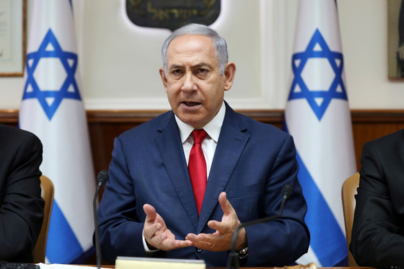 Thủ tướng Israel kêu gọi châu Âu trừng phạt Iran - Ảnh 1.