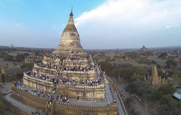 Bagan được UNESCO công nhận là Di sản văn hóa thế giới - Ảnh 1.