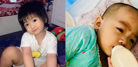 Gian nan hành trình cứu con gái 2 tuổi bị ung thư máu của người mẹ trẻ - Ảnh 2.