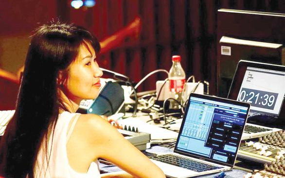 Lương Huệ Trinh - tiếng nói nữ giới của nhạc điện tử - Ảnh 1.