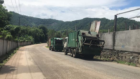 Tồn 1.200 tấn rác, Đà Nẵng họp khẩn - Ảnh 2.