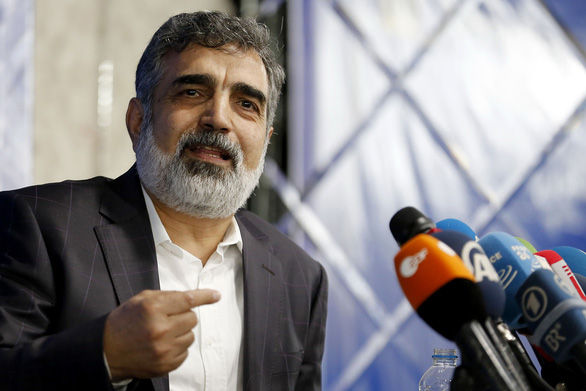 Iran tuyên bố nâng mức làm giàu uranium: Ngửa bài với Mỹ - Ảnh 1.