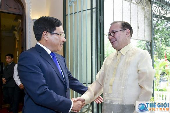 Việt Nam - Philippines nhất trí cam kết DOC và đảm bảo nội dung COC - Ảnh 1.