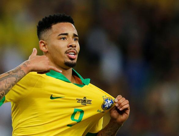 Peru chơi tấn công, nhưng Brazil đã vô địch Copa America 2019 với 10 người - Ảnh 3.