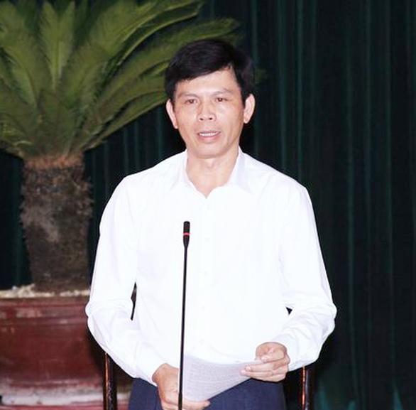 Phó chủ tịch Thanh Hóa Lê Anh Tuấn làm thứ trưởng Bộ GTVT - Ảnh 1.