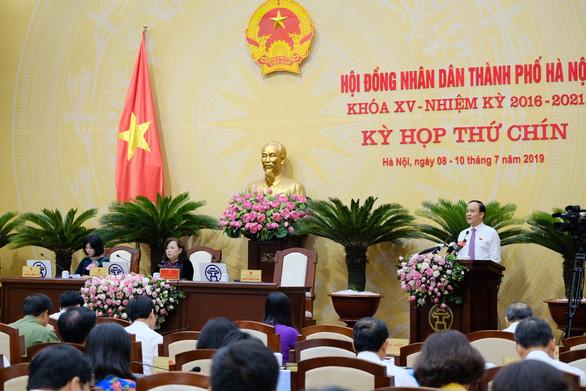 Hà Nội: Đại biểu sẽ tiếp tục chất vấn để giám sát đến cùng - Ảnh 1.