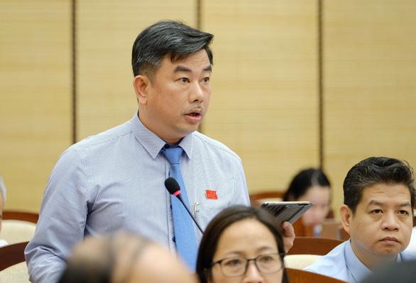 Đại biểu HĐND Hà Nội đề xuất cống hóa sông Tô Lịch - Ảnh 2.
