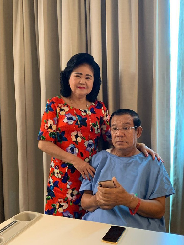 Thủ tướng Hun Sen: Sẽ sống 40 năm nữa để phục vụ nhân dân - Ảnh 1.