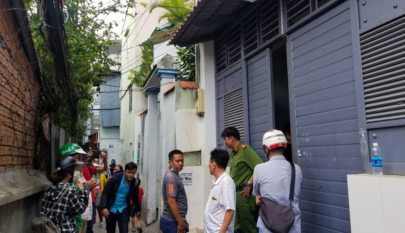 Nghi án nữ sinh bị sát hại trong căn nhà trọ ở Bình Thạnh - Ảnh 1.