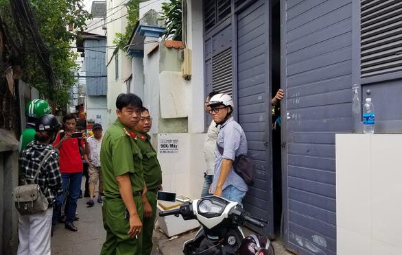 Nghi án nữ sinh bị sát hại trong căn nhà trọ ở Bình Thạnh - Ảnh 2.