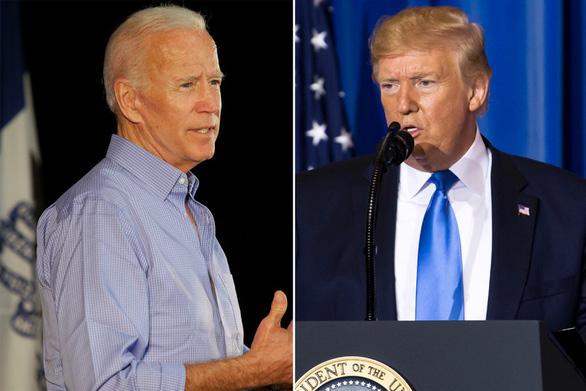 Nếu bầu cử Mỹ diễn ra lúc này, ông Joe Biden sẽ trở thành tổng thống - Ảnh 1.