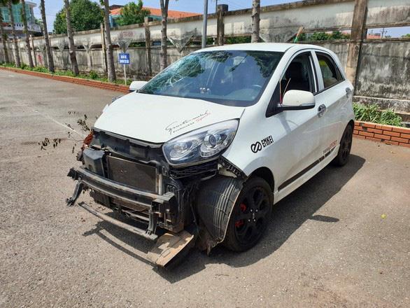 Lái xe gây tai nạn chết người là thiếu tá CSGT huyện Châu Đức - Ảnh 1.