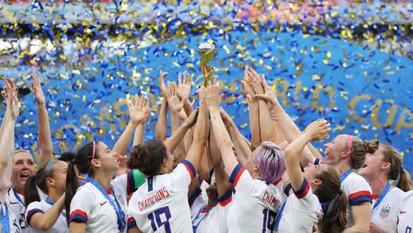 Đánh bại Hà Lan, tuyển Mỹ lần thứ tư vô địch World Cup nữ - Ảnh 2.
