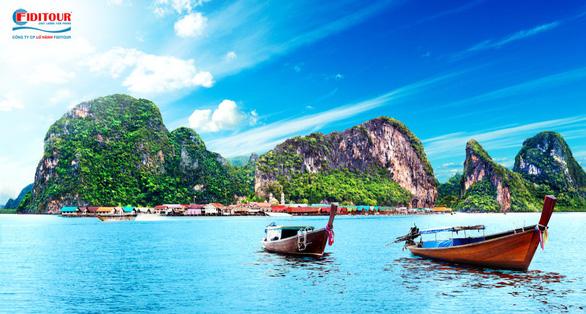 Những thiên đường biển đảo dành cho du lịch hè - Ảnh 2.