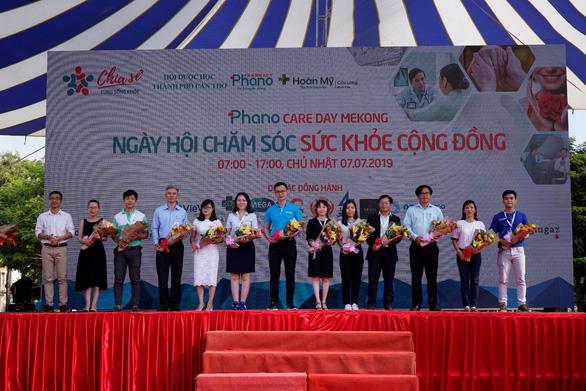 Ngày hội chăm sóc sức khỏe cộng đồng tại Cần Thơ - Ảnh 1.