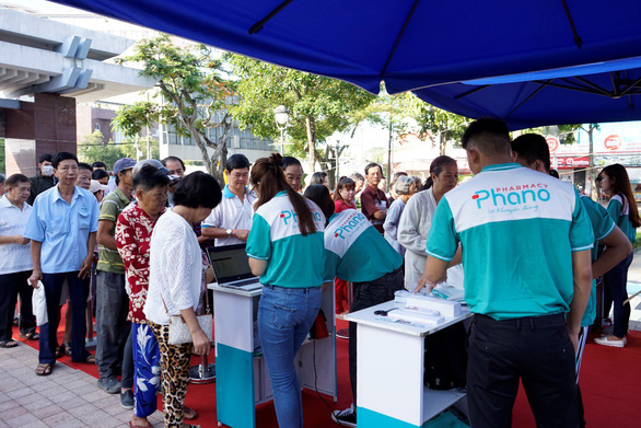 Ngày hội chăm sóc sức khỏe cộng đồng tại Cần Thơ - Ảnh 2.