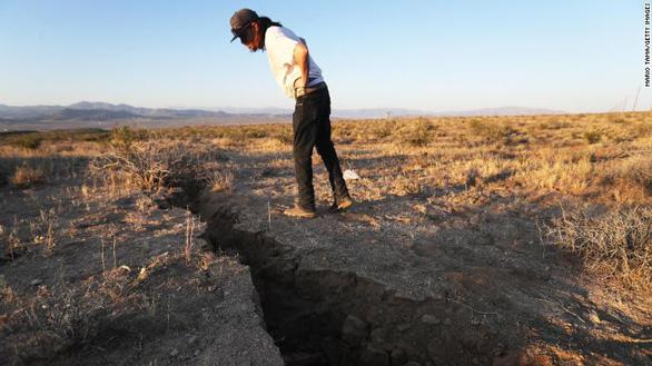 Động đất California báo hiệu đại địa chấn San Andreas 150 năm 1 lần? - Ảnh 1.