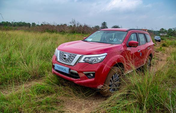 Mua Nissan Terra trong tháng 7, nhận ngay ưu đãi lớn - Ảnh 2.