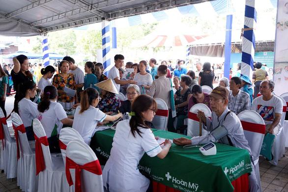 Ngày hội chăm sóc sức khỏe cộng đồng tại Cần Thơ - Ảnh 3.
