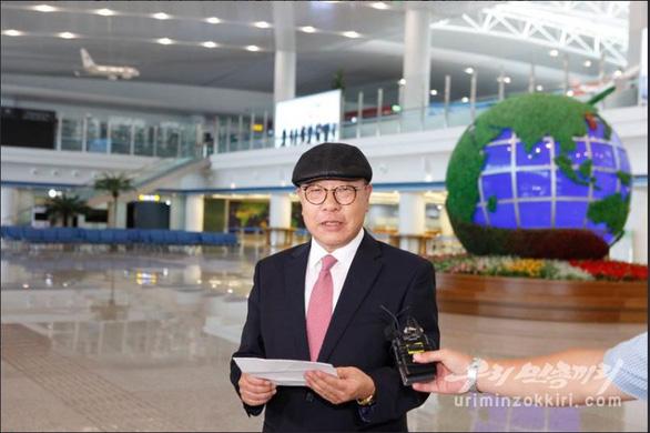 Con trai cựu ngoại trưởng Hàn Quốc bỏ trốn sang Triều Tiên - Ảnh 1.