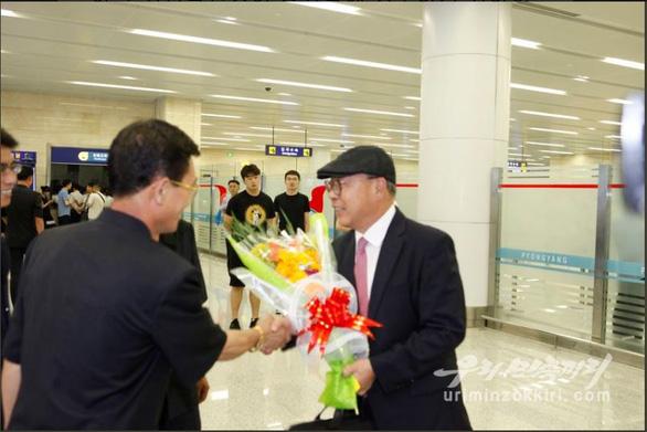 Con trai cựu ngoại trưởng Hàn Quốc bỏ trốn sang Triều Tiên - Ảnh 2.