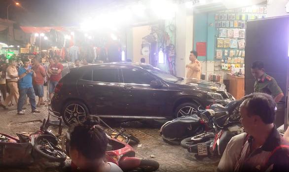 Đã xác định danh tính nữ tài xế gây tai nạn, khiến 9 người bị thương - Ảnh 1.