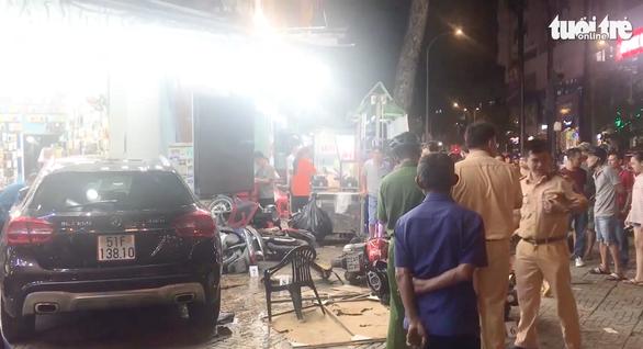 Đã xác định danh tính nữ tài xế gây tai nạn, khiến 9 người bị thương - Ảnh 2.