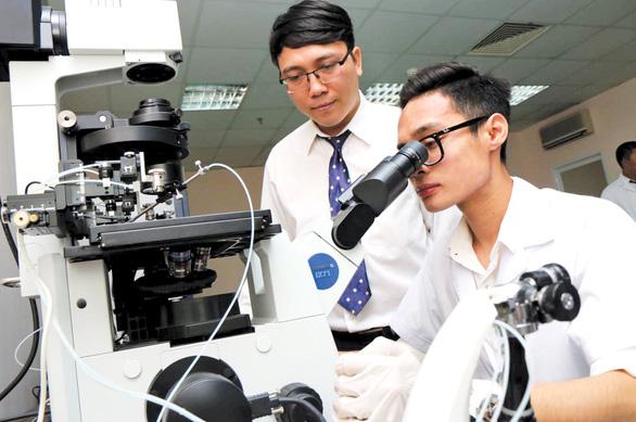 Công nghệ sinh học Tân Tạo - Nơi ươm mầm công dân toàn cầu - Ảnh 4.
