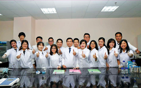 Công nghệ sinh học Tân Tạo - Nơi ươm mầm công dân toàn cầu - Ảnh 1.