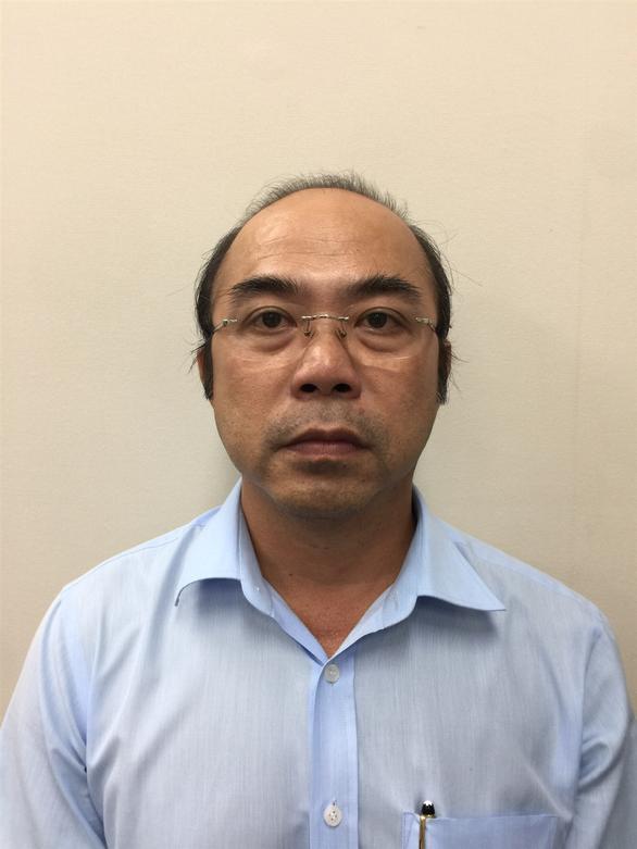 Bắt nguyên chủ tịch Tổng công ty Nông nghiệp Sài Gòn Vân Trọng Dũng - Ảnh 1.