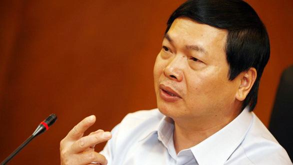 Khởi tố cựu bộ trưởng Bộ Công thương Vũ Huy Hoàng - Ảnh 1.