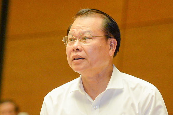 Đề nghị Bộ Chính trị kỷ luật nguyên phó thủ tướng Vũ Văn Ninh - Ảnh 1.