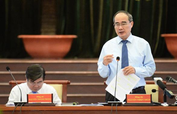 TP.HCM đối thoại với dân Thủ Thiêm trước khi trình HĐND giải quyết quyền lợi người dân - Ảnh 1.
