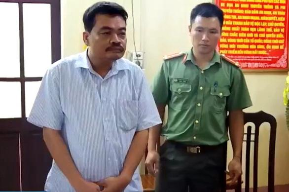 Chủ tọa xử gian lận thi cử Hà Giang là  phó chánh Tòa hình sự - TAND tỉnh Hà Giang - Ảnh 1.