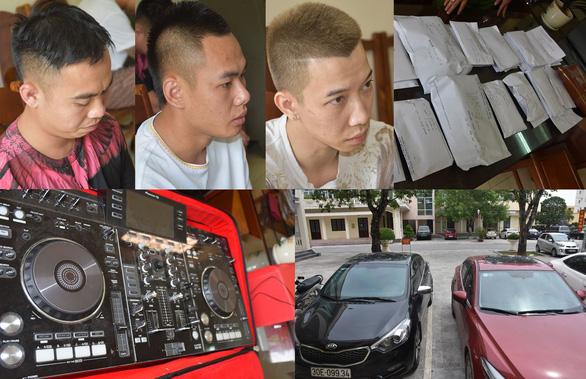 22 thanh niên Hà Nội về Sầm Sơn làm sinh nhật quay cuồng với ma túy - Ảnh 2.