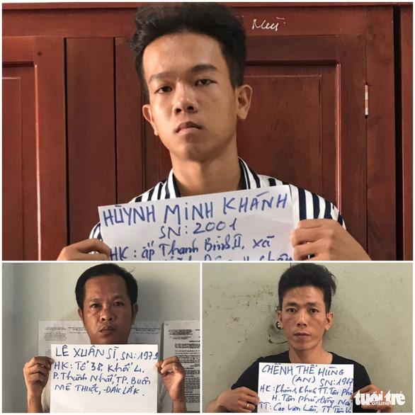 Khởi tố nhóm bắt giữ người trái luật để tống tiền - Ảnh 3.