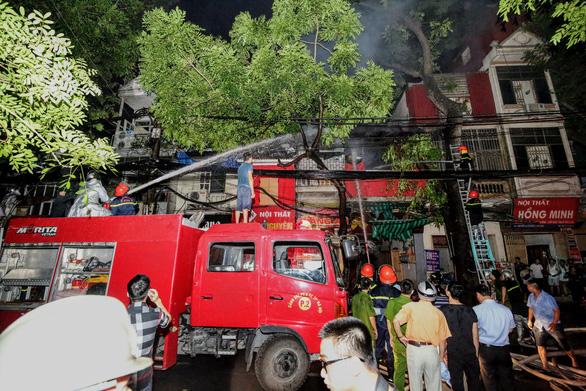 Gần một phần ba xe chữa cháy của Hà Nội đã hỏng - Ảnh 1.