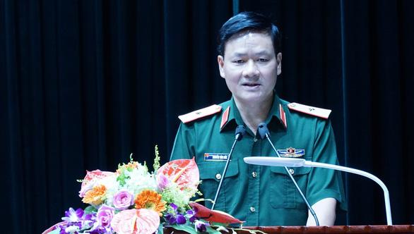 Bộ Quốc phòng đang làm các thủ tục xử lý kỷ luật đô đốc Nguyễn Văn Hiến - Ảnh 1.